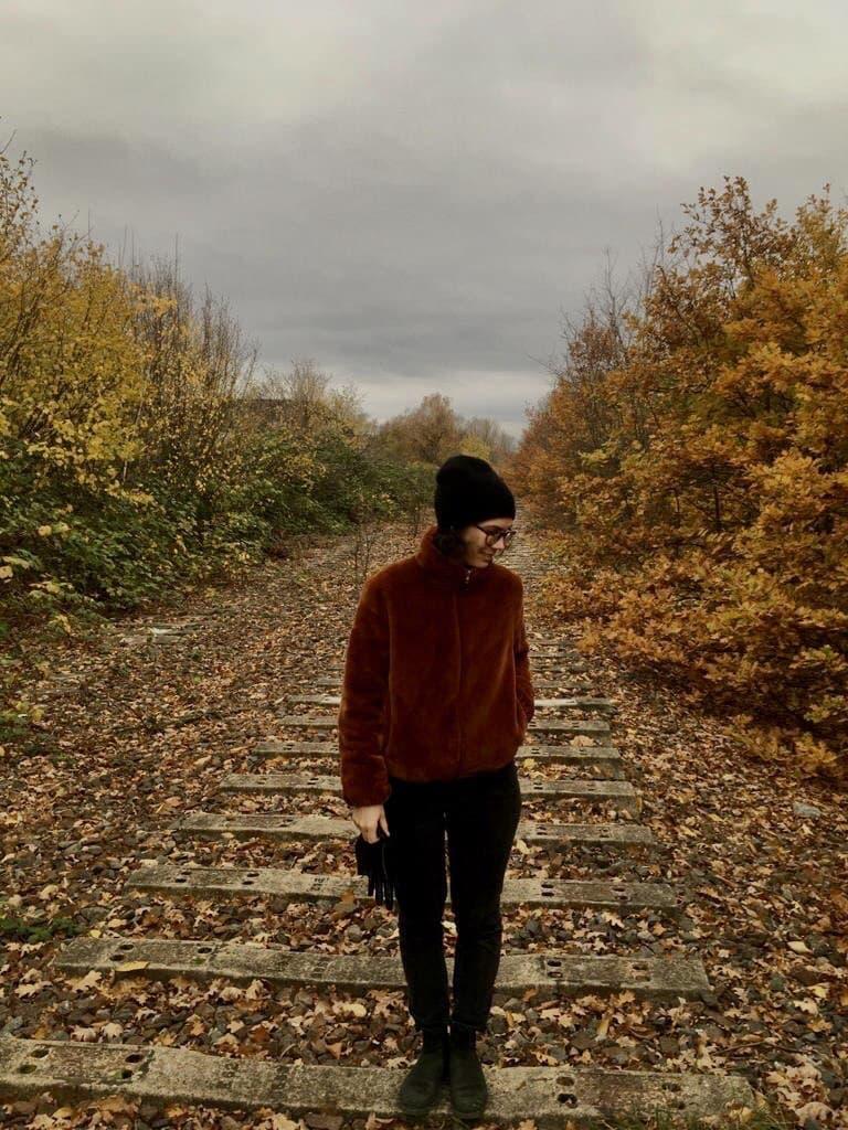 Herbstbild von Franziska Junge