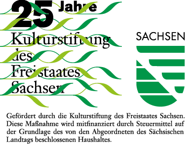 Logo Kulturstiftung des Freistaates Sachsen
